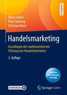 Dieter Ahlert: Handelsmarketing, Buch