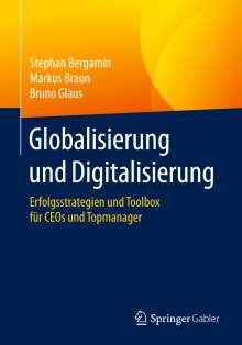Stephan Bergamin: Globalisierung und Digitalisierung, Buch
