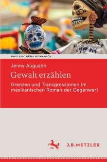 Jenny Augustin: Gewalt erzählen, Buch