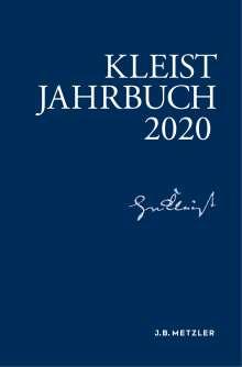 Kleist-Jahrbuch 2020, Buch