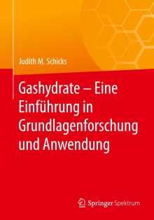 Judith M. Schicks: Gashydrate - Eine Einführung in Grundlagenforschung und Anwendung, Buch