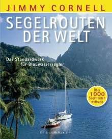 Jimmy Cornell: Segelrouten der Welt, Buch
