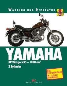 Alan Ahlstrand: Yamaha XV Virago 535-1100cm3, Buch