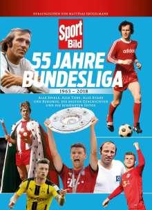 55 Jahre Bundesliga, Buch