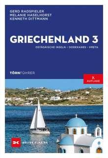 Gerd Radspieler: Griechenland 3, Buch