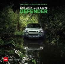 Roger Crathorne: Der neue Land Rover Defender, Buch