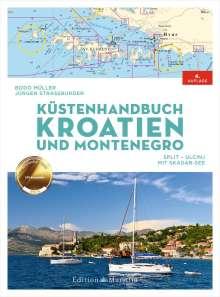 Bodo Müller: Küstenhandbuch Kroatien und Montenegro, Buch