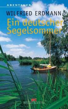 Wilfried Erdmann: Ein deutscher Segelsommer, Buch