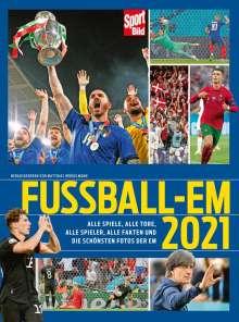 Fußball-EM 2021, Buch