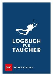 Logbuch für Taucher, Buch