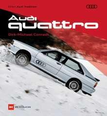 Audi quattro, Buch
