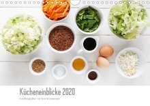 Eva Gründemann: Kücheneinblicke 2020 (Wandkalender 2020 DIN A4 quer), Diverse