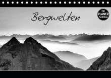 Sonja Gernhardt: Bergwelten (Tischkalender 2020 DIN A5 quer), Diverse