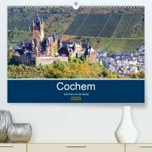 Arno Klatt: Cochem - Eine Perle an der Mosel(Premium, hochwertiger DIN A2 Wandkalender 2020, Kunstdruck in Hochglanz), Diverse