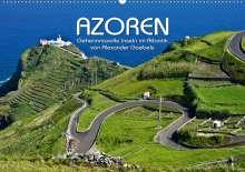 Alexander Goebels: Azoren (Wandkalender 2021 DIN A2 quer), Kalender