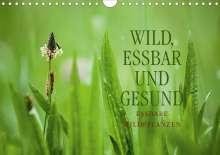 Markus Wuchenauer Pixelrohkost. De: WILD, ESSBAR UND GESUND Essbare Wildpflanzen (Wandkalender 2021 DIN A4 quer), Kalender