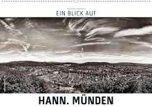 Markus W. Lambrecht: Ein Blick auf Hann. Münden (Wandkalender 2021 DIN A2 quer), Kalender