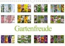 Steffen Gierok: Gartenfreude (Wandkalender 2021 DIN A4 quer), Kalender