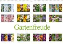 Steffen Gierok: Gartenfreude (Wandkalender 2021 DIN A3 quer), Kalender