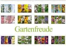 Steffen Gierok: Gartenfreude (Wandkalender 2021 DIN A2 quer), Kalender