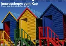 Andreas Werner: Impressionen vom Kap (Wandkalender 2021 DIN A2 quer), Kalender