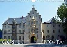 Wolfgang Gerstner: KLOSTER PFORTA (Wandkalender 2021 DIN A4 quer), Kalender