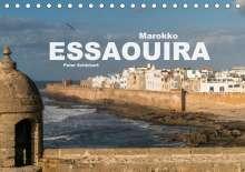 Peter Schickert: Marokko - Essaouira (Tischkalender 2021 DIN A5 quer), Kalender