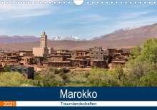 Brigitte Dürr: Marokko Traumlandschaften (Wandkalender 2021 DIN A4 quer), Kalender