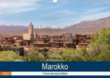 Brigitte Dürr: Marokko Traumlandschaften (Wandkalender 2021 DIN A3 quer), Kalender