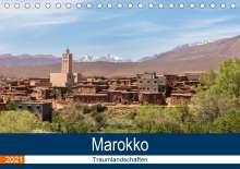 Brigitte Dürr: Marokko Traumlandschaften (Tischkalender 2021 DIN A5 quer), Kalender