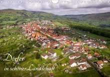 Manfred Hempe: Dörfer in schöner Landschaft (Wandkalender 2021 DIN A4 quer), Kalender
