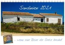 Silke Liedtke Reisefotografie: Sardinien  ... wenn eine Reise die Seele berührt (Tischkalender 2021 DIN A5 quer), Kalender