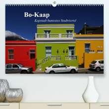 Andreas Werner: Bo-Kaap - Kapstadt buntestes Stadtviertel (Premium, hochwertiger DIN A2 Wandkalender 2021, Kunstdruck in Hochglanz), Kalender