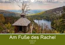 Christian Haidl: Am Fuße des Rachel (Wandkalender 2021 DIN A4 quer), Kalender