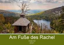 Christian Haidl: Am Fuße des Rachel (Wandkalender 2021 DIN A2 quer), Kalender