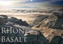 Manfred Hempe: Rhön - Basalt (Wandkalender 2021 DIN A2 quer), Kalender