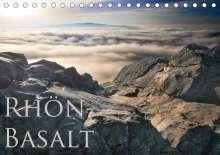 Manfred Hempe: Rhön - Basalt (Tischkalender 2021 DIN A5 quer), Kalender