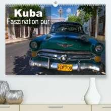Thomas Münter: Kuba - Faszination pur (Premium, hochwertiger DIN A2 Wandkalender 2021, Kunstdruck in Hochglanz), Kalender