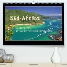 Silke Liedtke Reisefotografie: Süd-Afrika - Landschaften der Garden-Route und Kleinen Karoo (Premium, hochwertiger DIN A2 Wandkalender 2021, Kunstdruck in Hochglanz), Kalender