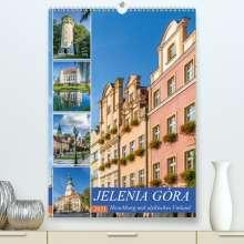 Melanie Viola: JELENIA GÓRA Hirschberg und idyllisches Umland (Premium, hochwertiger DIN A2 Wandkalender 2021, Kunstdruck in Hochglanz), Kalender