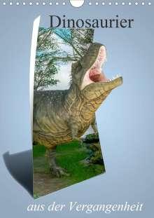 Alain Gaymard: Dinosaurier aus der Vergangenheit (Wandkalender 2021 DIN A4 hoch), Kalender