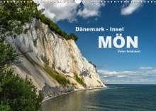 Peter Schickert: Dänemark - Insel Mön (Wandkalender 2021 DIN A3 quer), Kalender