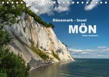 Peter Schickert: Dänemark - Insel Mön (Tischkalender 2021 DIN A5 quer), Kalender