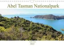 André Tams: Abel Tasman Nationalpark (Wandkalender 2022 DIN A4 quer), Kalender