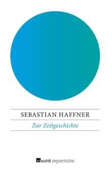 Sebastian Haffner: Zur Zeitgeschichte, Buch