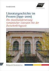 Gundel Große: Literaturgeschichte im Prozess (1990-2000), Buch