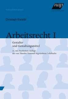 Christoph Kietaibl: Arbeitsrecht I, Buch