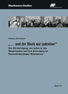 """Andreas Schrabauer: """"... und der Block war judenleer"""", Buch"""