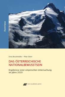 Ernst Bruckmüller: Das Österreichische Nationalbewusstsein, Buch