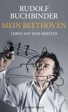 Rudolf Buchbinder: Mein Beethoven, Buch